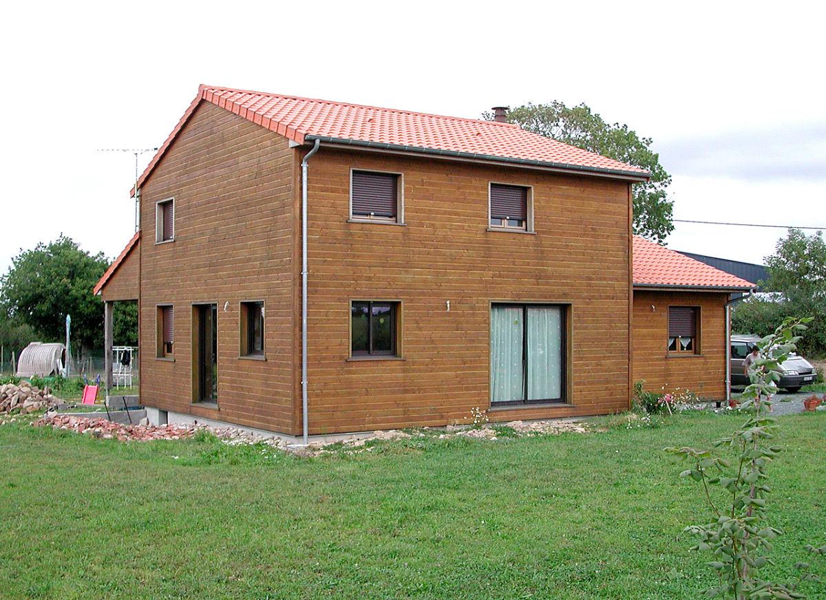 Eco Construction Bois - LMB Martin Fr u00e8res Maison Bois> Choisir le bois