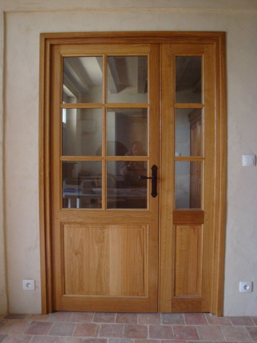 Lmb martin fr res portes int rieures - Porte interieur point p ...